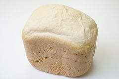 Homemade bread produced by bread making machine Royalty Free Stock Photos