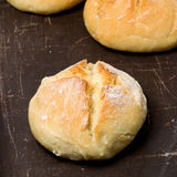 Homemade bread roll Stock Image