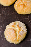 Homemade bread roll Stock Photo