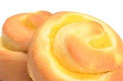 Homemade Bread Rolls. Fresh Sweet Homemade Bread Rolls Royalty Free Stock Photo