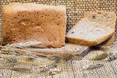 Homemade bread Stock Image