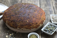Homemade bread Royalty Free Stock Photography