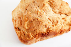 Homemade bread with semolina Royalty Free Stock Images