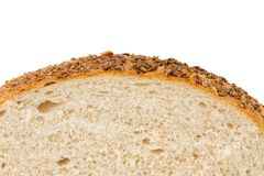 Homemade bread with sesame and sunflower seeds Royalty Free Stock Photography