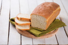 Homemade bread Stock Photos