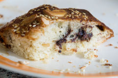 Homemade bread taste snack oven concept Stock Photo