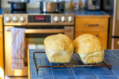 Homemade Bread Royalty Free Stock Photography