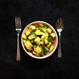 Avocado. Breakfast. stock photos