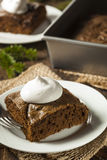 Homemade Brown Gingerbread Cake Stock Photos