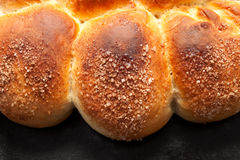 The homemade buns Stock Images