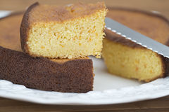 Homemade cake Royalty Free Stock Image