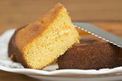 Homemade cake Royalty Free Stock Photography