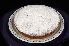 Homemade cake Stock Photography