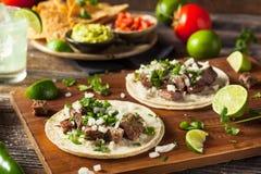 Free Homemade Carne Asada Street Tacos Stock Images - 70741494