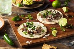 Free Homemade Carne Asada Street Tacos Stock Photo - 70742070