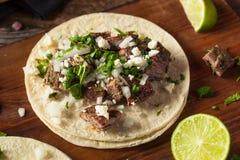 Homemade Carne Asada Street Tacos Royalty Free Stock Photography