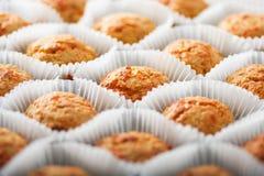 Homemade cheese muffins Stock Photo