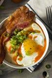 Homemade Cheesy Breakfast Grits Royalty Free Stock Photo