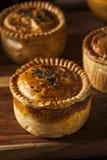 Homemade Chicken Pot Pie Stock Images