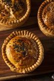 Homemade Chicken Pot Pie Stock Photography