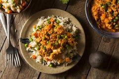Homemade Chicken Tikka Masala Stock Image