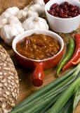 Homemade Chili 5 Stock Images