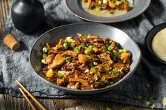 Free Homemade Chinese Mu Shu Pork Stock Image - 170615791