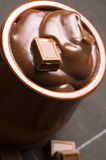 Homemade Chocolate Pudding Royalty Free Stock Images
