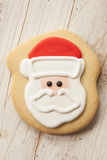 Homemade Christmas Sugar Cookies Royalty Free Stock Images