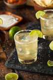 Homemade Classic Margarita Drink Stock Photography