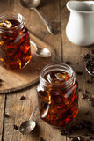 Homemade Cold Brew Coffee Royalty Free Stock Image