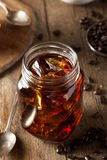 Homemade Cold Brew Coffee Stock Photo