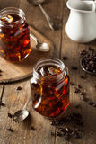 Homemade Cold Brew Coffee Stock Image