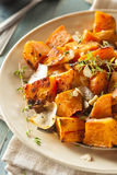 Homemade Cooked Sweet Potato Royalty Free Stock Image
