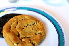 Homemade cookie Royalty Free Stock Images