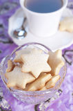 Homemade cookie Royalty Free Stock Photos