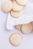 Homemade cookie Royalty Free Stock Photo