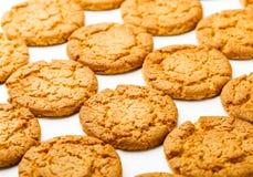 Homemade Cookie close up Stock Photos