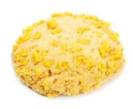 Homemade Cookie With Cornflake Chips Stock Photo