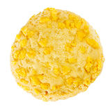 Homemade Cookie With Cornflake Chips Stock Photography