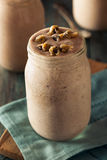 Homemade Cookie Dough Milkshake Stock Images