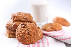 Homemade cookies Royalty Free Stock Images