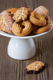 Homemade cookies. Royalty Free Stock Image