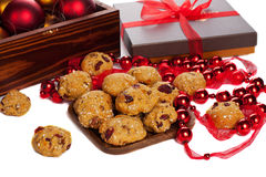 Homemade cookies Royalty Free Stock Photo
