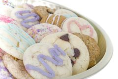 Homemade cookies close up Stock Photos