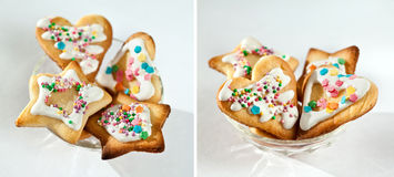 Homemade cookies Stock Photography