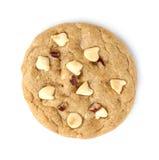 Homemade Cookies On White Stock Photos