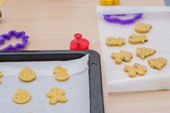 Homemade cookies. Stock Images