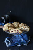 Homemade cranberry scones Stock Photography