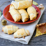 Homemade crescents Royalty Free Stock Image